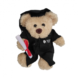 Graduation Bear, livebeforelockdown