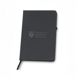 A5 Soft Touch Notebook, livebeforelockdown