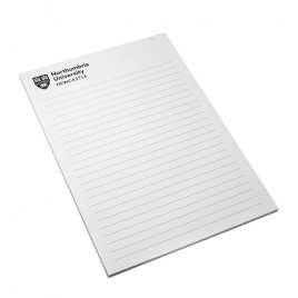 A4 Notepad, notepad, paper, a4