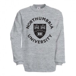 Unisex Shield Sweatshirt - Grey