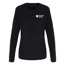 Women's Long Sleeved Performance T-Shirt